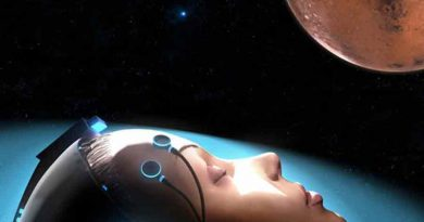 spacex esa mars hiberner