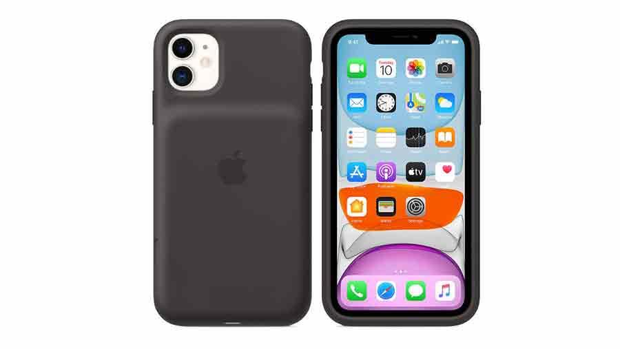 apple iphone 11 pro coques batterie