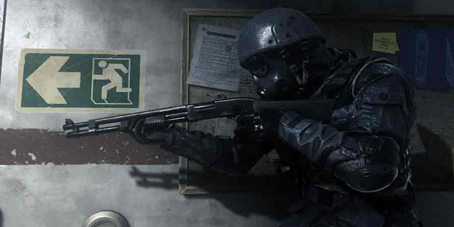 Call of Duty soldat