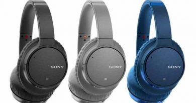 Sony en couleurs
