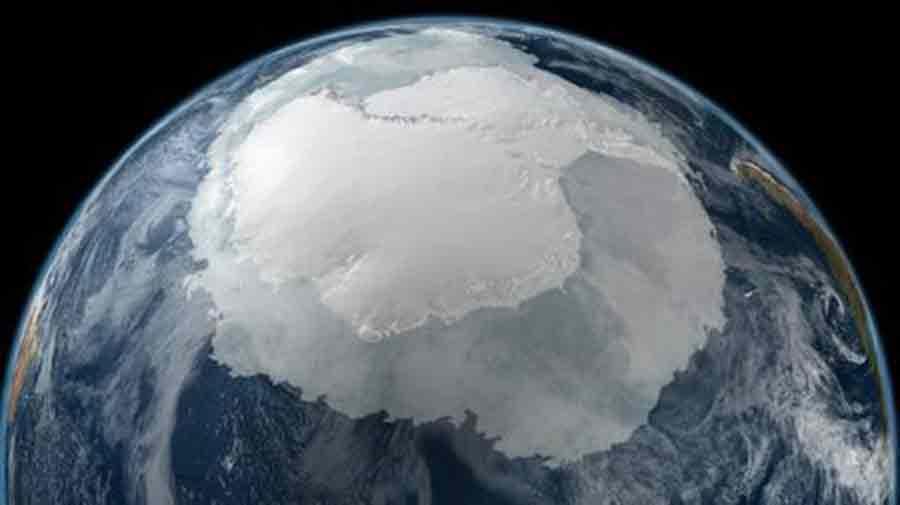Antartique Nasa