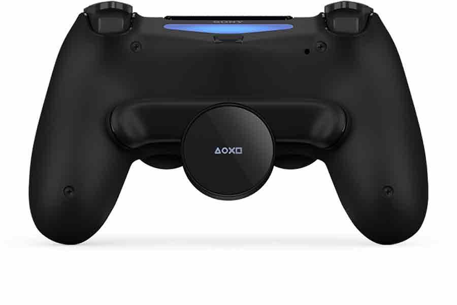 DualShock 4 bouton arrière