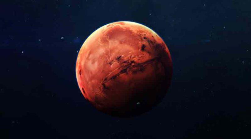 Mars espace