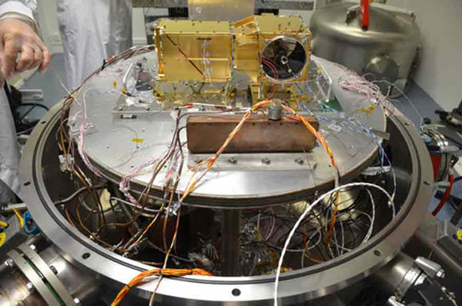 SuperCam rover Mars