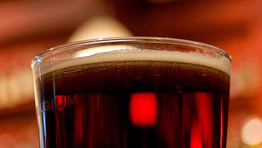 bière ISS
