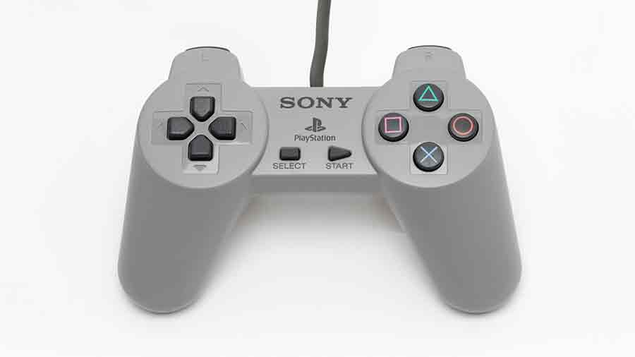 manette PlayStation 1