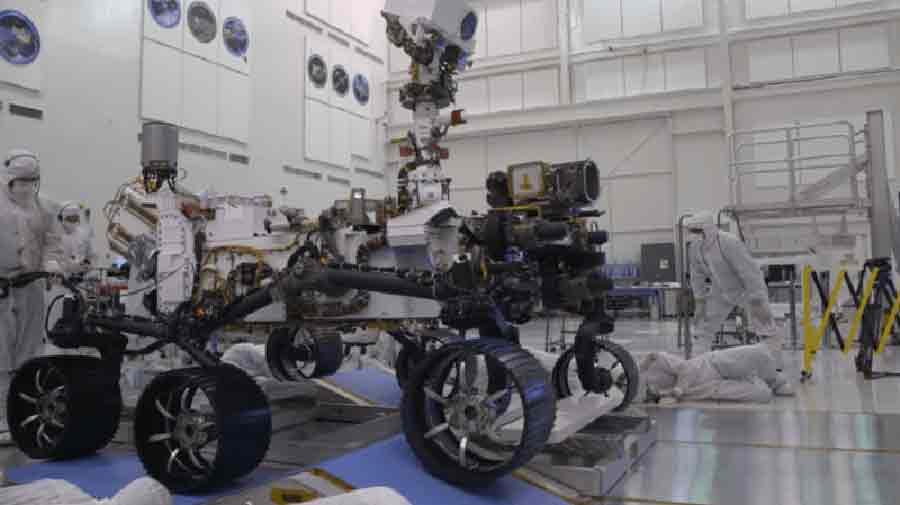 rover mars 2020 NASA