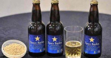 Bière spatiale