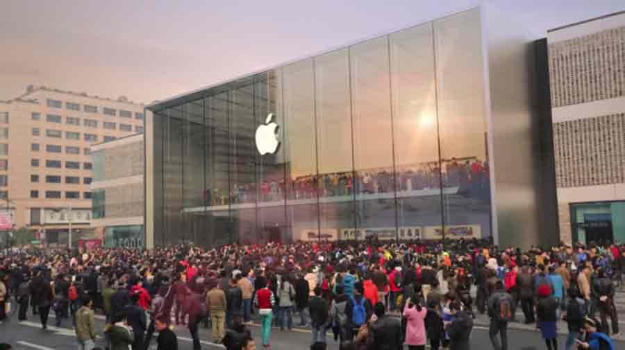 Apple Store China