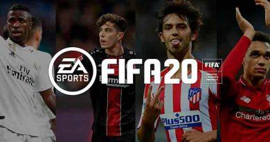 FIFA 20 meilleurs jeunes defenseurs