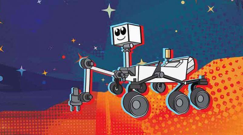 Nom du rover Mars