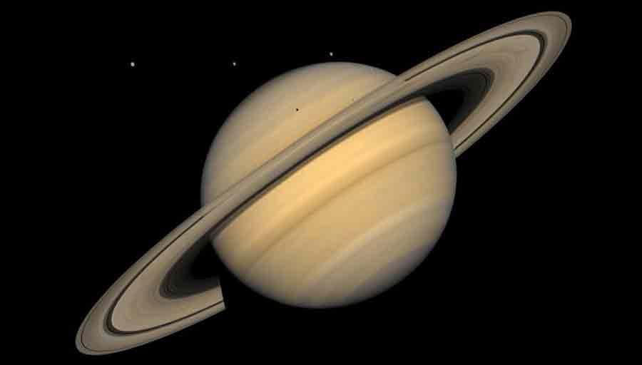 Voyage Saturne