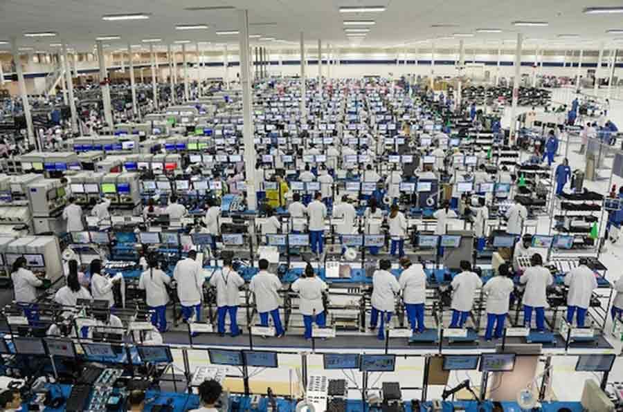 Travailleurs Apple