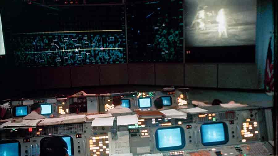 Apollo 11 Lune NASA