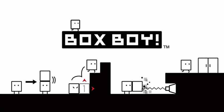 Box Boy nintendo