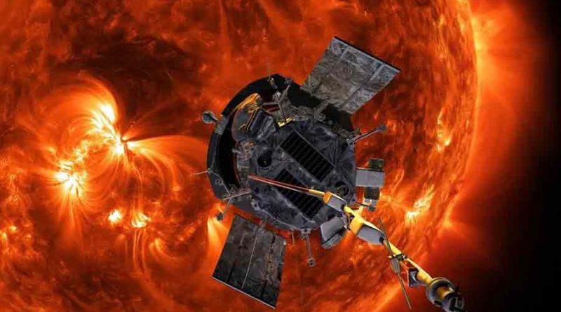 Sonde Parker solar probe Soleil