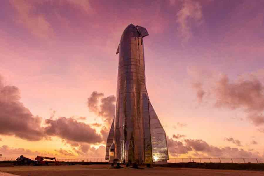 Vaisseau Starship SpaceX